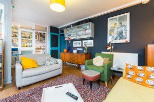 Arden Estate, N1, 3 Beds – £475,000